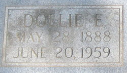 Dollie E. <I>Palmer</I> Garner