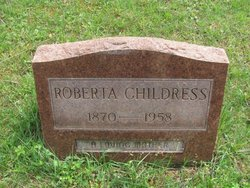 Roberta Lee <I>Howell</I> Childress