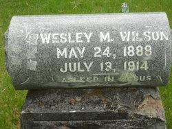 Wesley M. Wilson