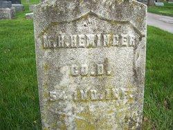 Martin H. Heminger, Jr