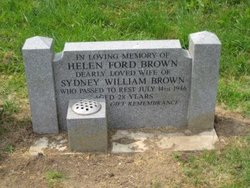 Helen <I>Ford</I> Brown