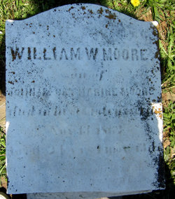 William W Moore
