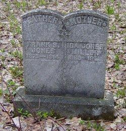 Sarah Ida <I>Baker</I> Jones Miller
