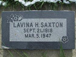 La Vina H Saxton