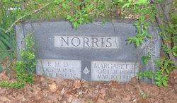 R M D Norris