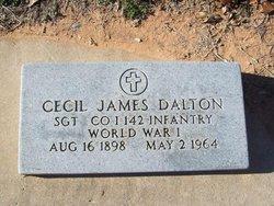 Cecil James Dalton