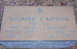 Richard E. Batkins