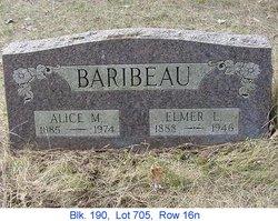 Alice M Baribeau