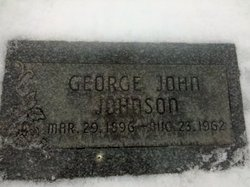 George John Johnson