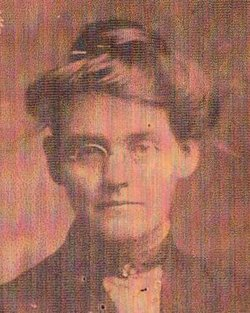 Clara Virginia <I>Lickey</I> Carter