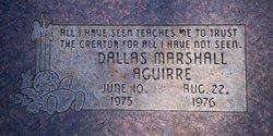 Dallas Marshall Aguirre
