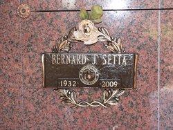 """Bernard John """"Bernie"""" Setta"""
