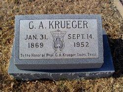 Gustav Albert Krueger