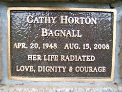 Cathy <I>Horton</I> Bagnall