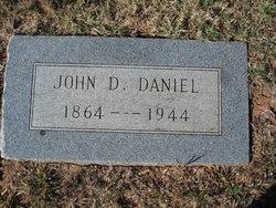 John D. Daniel