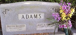 Mary Alice <I>Hudson</I> Adams