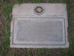 Ruth Marie <I>Bell</I> Aytes