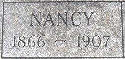 Nancy <I>Daniel</I> Claggett