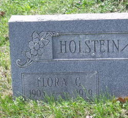 Flora G. <I>Came</I> Holstein