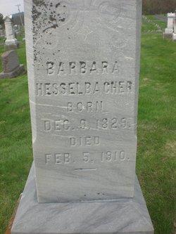 Barbara Hesselbacher