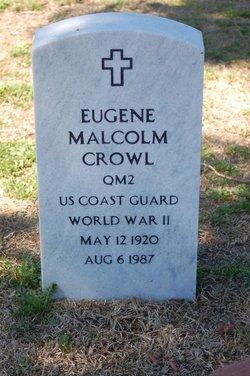 Eugene Malcolm Crowl