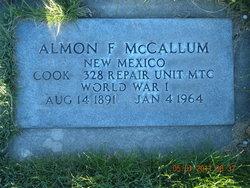 Almon <I>Fletcher</I> McCallum
