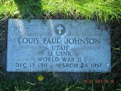 Louis Paul Johnson