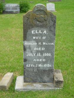 Ella Wilson