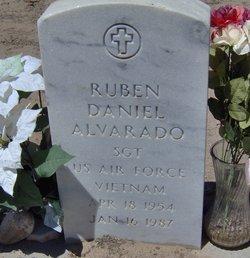 Ruben Daniel Alvarado