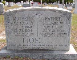 Hilliard W Hoell