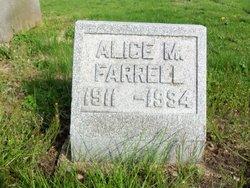 Alice M. Farrell