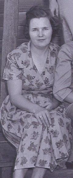 Ruby Jeanette <I>Moore</I> Clifton