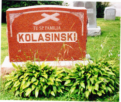 "Casimir R. ""Jimmy"" Kolasinski"
