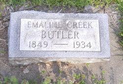 Emaline <I>Creek</I> Butler