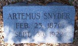 Artemus Snyder