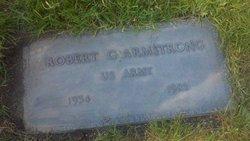 "Robert G ""Bob"" Armstrong"
