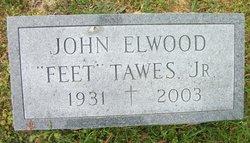 """John Elwood """"Feet"""" Tawes, Jr"""