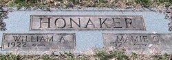 Mamie G. <I>Clark</I> Honaker