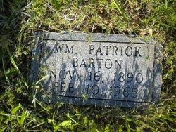 William Patrick Barton
