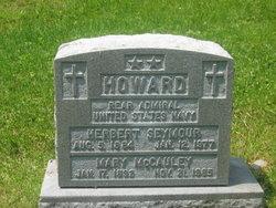 Mary Morris <I>McCauley</I> Howard