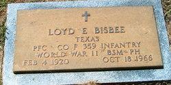 Lloyd Estes Bisbee