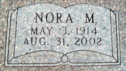 Nora Mae <I>Mefford</I> Armstrong