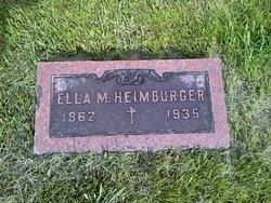 Ella M. Heimburger