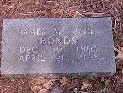 "James Mason ""Jack"" Bonds"