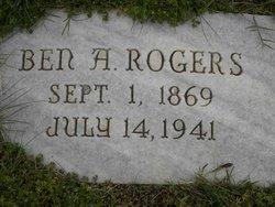 Ben A Rogers