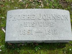 Phoebe <I>Johnson</I> Tinney