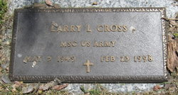 MSGT Larry L Cross