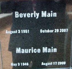 Maurice Vernon Main
