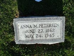 Anna M Petersen