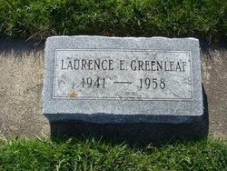 Laurence E Greenleaf